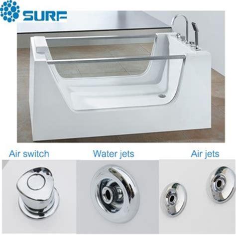 hydromassage bathtub parts hydromassage bathtub 1 people bathtub acrylic glass