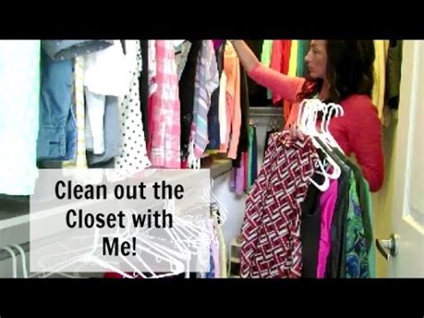 Cleaning Out Closet Instrumental by Clean Out The Closet With Me Clean And Organized Home