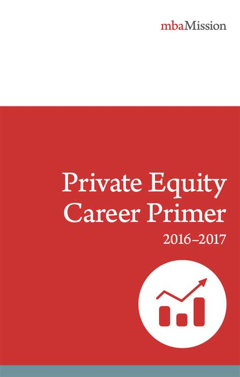 Equity Career Primer By Mba Career Coaches by Mba Application Consulting Resources