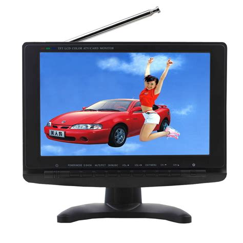 Tv Portable china 10 2 quot portable tv with atsc for usa canada atsc