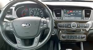 Kia Casenza 2014 Kia Cadenza Luxury Car Without The Luxury Price