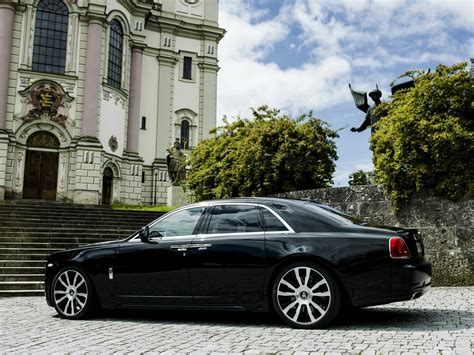 spofec rolls royce novitec s spofec gives rolls royce ghost up to 699hp