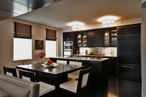 modern kitchen dark cabinets 24 black kitchen cabinet designs decorating ideas