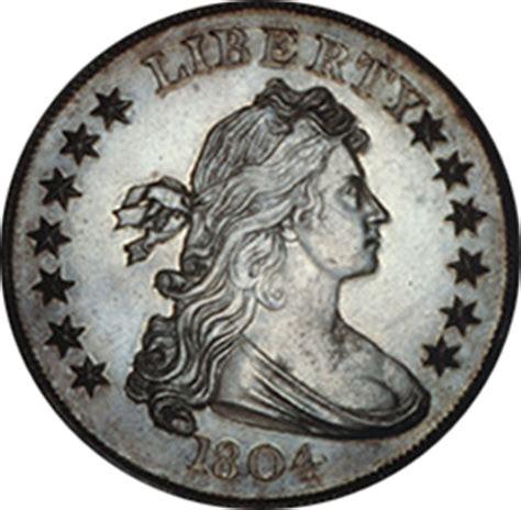 1804 draped bust silver dollar 1804 dollar