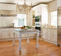 Table Island Kitchen Farmhouse Sink Amp Table Island Two Kitchen Ideas