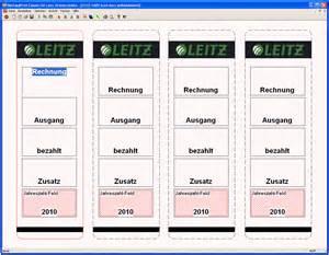 Word Vorlage Leitz 1685 Neteasyprint Profi Print Leitz Profi Print Anwender