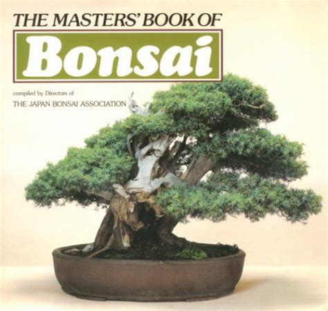 the master s book of bonsai usa garden care