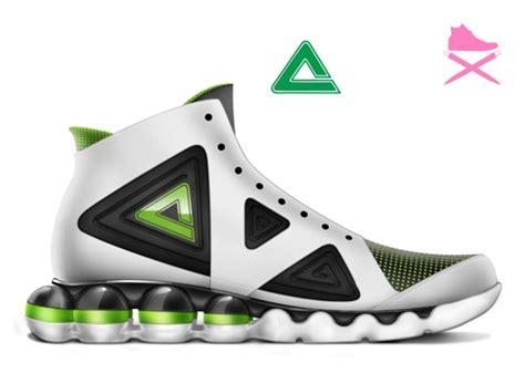 concept basketball shoes zhu chuancaipeak basketball feature shoes