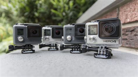which gopro which gopro should you buy cnet