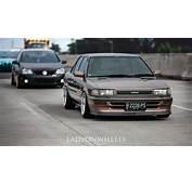 Toyota Corolla Sedan E90  Classic Cars Pinterest