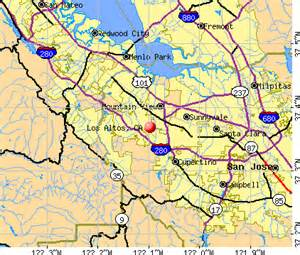 los altos california ca profile population maps real