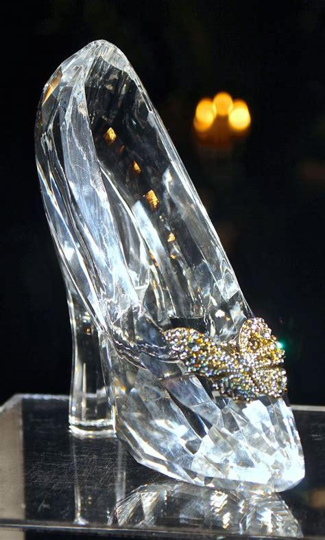 glass slipper flats 25 best ideas about cinderella slipper on