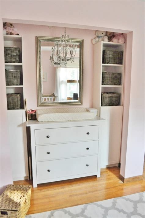 building a dresser into a closet 23 unexpected ways to transform an unused closet