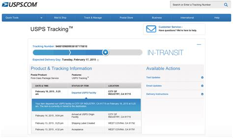 Usps Lookup Usps Tracking