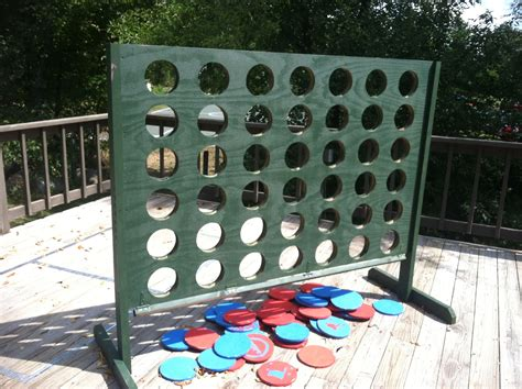 homemade xl connect  game great  summer camp