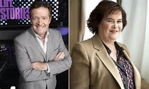 susan boyle marriage event mag with piers morgan chris evans deborah ross daily mail online