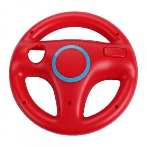 volanti wii volante wii wheel wii wii u rojo mario kart