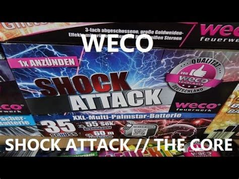 Shock Attack tipp weco shock attack lidl the 2015 hd