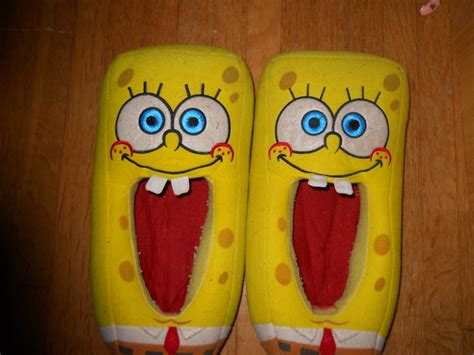 spongebob house shoes spongebob house shoes xd by bluestorm1234 on deviantart