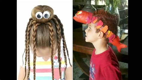 perfect for vbs crazy hair day for hadley bear someday best crazy hairstyles contemporary styles ideas 2018