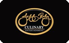 Jeff Ruby Gift Card - check jeff ruby s steakhouse gift card balance mrbalancecheck