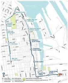 light rail expansion project updates tacoma link expansion sound transit