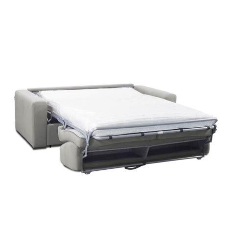 canap 233 convertible rapido tissu coton ouverture express