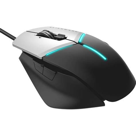 dell aw958 alienware elite gaming mouse 7xgrk b h photo