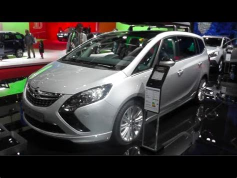 opel zafira 2015 interior opel zafira tourer 2015 in detail review walkaround