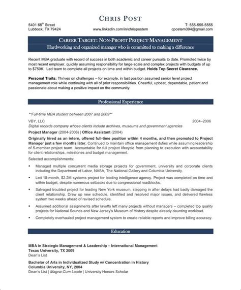 technical project manager computers technology emphasis 1 it resume
