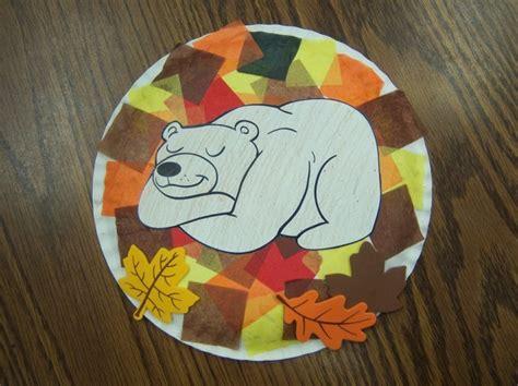 hibernation crafts for 1000 images about hibernation curriculum 3 on