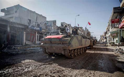 ottoman forces turkish forces raid ottoman in syria al jazeera america