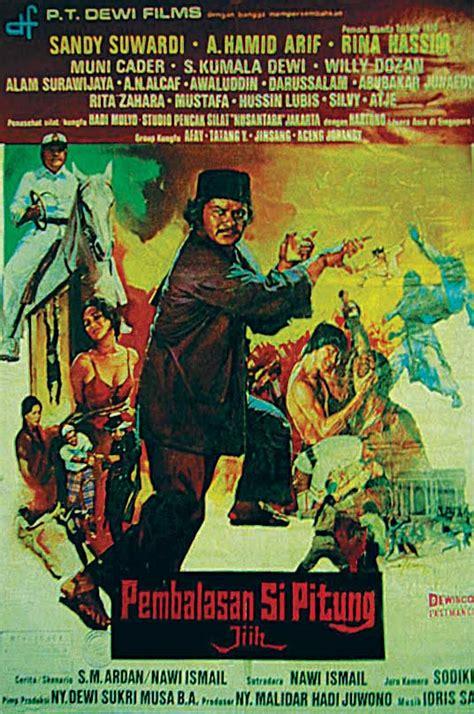 nama film laga indonesia rekam jejak pencak silat dalam film laga indonesia