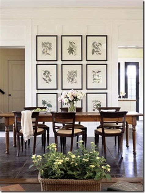 Pictures For A Dining Room Wall by Dining Room Wall Decor Part Iii Architecture