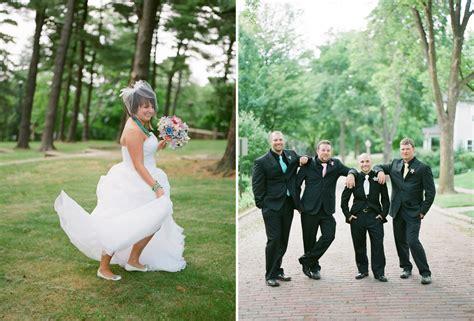 COLORFUL OUTDOOR WAUSAU WEDDING   JAMIE & SETH! ? The