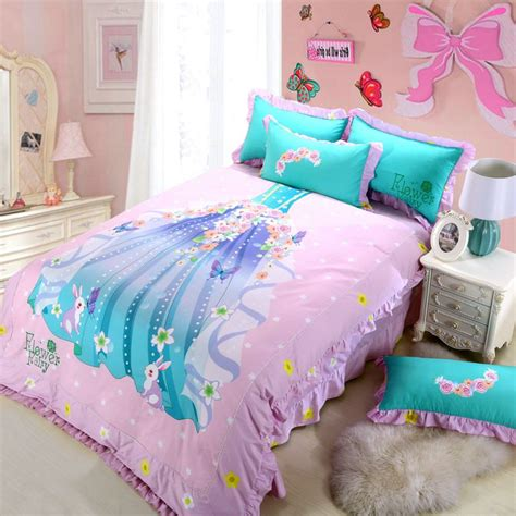 little girls bedding princess bedroom set for little girl pink bedding