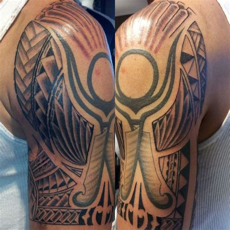 tattoo expo sf nathanemery polynesian sf san francisco black and