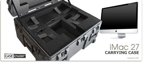 Hiti P525 L imac 27 inch shipping carrying casecruzer