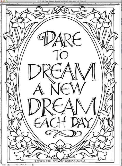 printable coloring quote pages for adults 834 best images about coloring for adults on pinterest