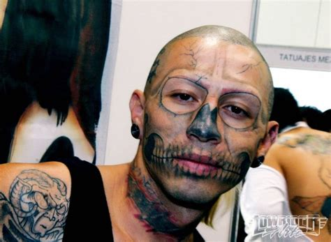 ruslan face tattoo top lesya toumaniantz had s in lists for