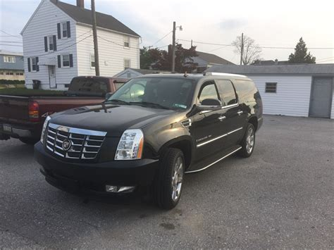 2008 cadillac for sale 2008 cadillac escalade esv for sale by owner in hanover