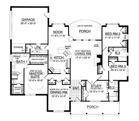 house blueprint maker taylortown country home plan 030d 0083 house plans and more