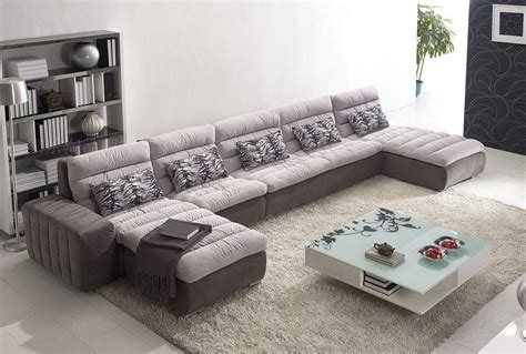 Living Room Fabric Sofas Furniture Combination Sofa Hotel Modern Sectional Sofa Living Room Modern Sofa Corner