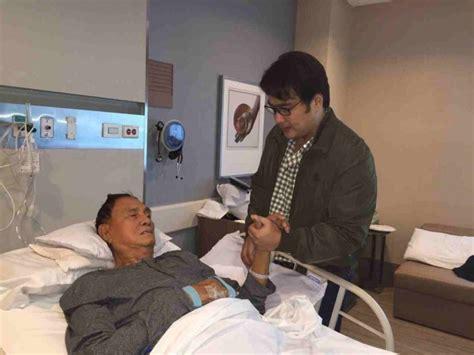 bong revilla revilla seeks furlough to visit ailing inquirer news