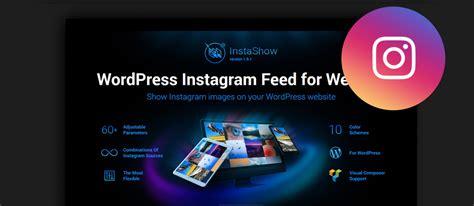 theme wordpress instagram best wordpress instagram themes and free instagram plugins