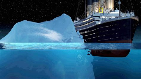 titanic sink titanic the word with cameron new footage
