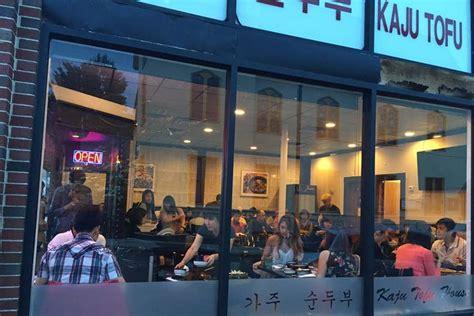 kaju tofu house one kaju tofu house closes and another one will open eater boston