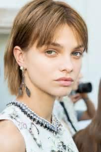 les plus belles coiffures avec frange album photo