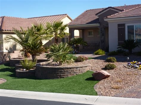 Landscape Ideas Las Vegas Desert Greenscapes Artificial Grass Las Vegas Nevada