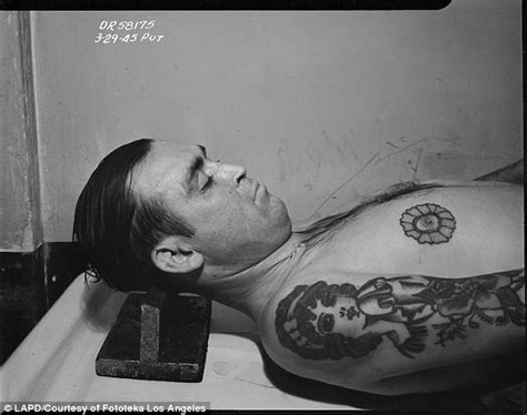 what is celebrity morgue haunting historic lapd crime photos gallery ebaum s world